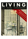Living for Young Homemakers Cover - August 1957