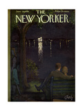 The New Yorker Cover - June 28  1958