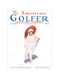 The American Golfer June 16  1923