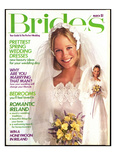 Brides Cover - March 1973