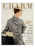 Charm Cover - February 1953