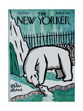 The New Yorker Cover - June 15  1968