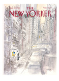 The New Yorker Cover - March 21  1988
