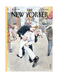 The New Yorker Cover - June 17  1996