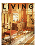 Living for Young Homemakers Cover - September 1957