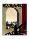 House & Garden Cover - May 1937