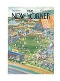 The New Yorker Cover - September 9  1967