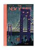 The New Yorker Cover - June 6, 1931 Giclee par Theodore G. Haupt