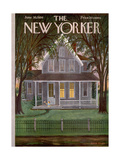 The New Yorker Cover - June 30  1956