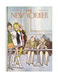 The New Yorker Cover - March 30  1968