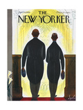 The New Yorker Cover - April 8  1950