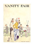 Vanity Fair Cover - August 1914