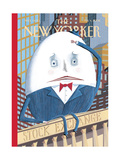 The New Yorker Cover - February 4  2008