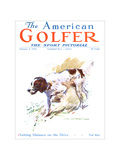 The American Golfer February 9  1924