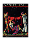 Vanity Fair Cover - January 1926