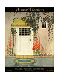 House & Garden Cover - July 1919