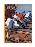 The New Yorker Cover - November 17  1951