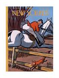 The New Yorker Cover - November 17  1951