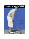 Bobby Jones  The American Golfer April 1931