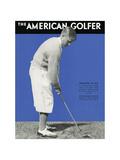 Bobby Jones  The American Golfer April 1931