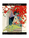 House & Garden Cover - September 1922