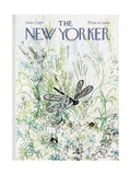 The New Yorker Cover - June 27  1970