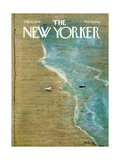 The New Yorker Cover - July 10  1978