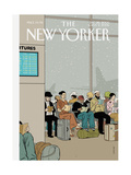 The New Yorker Cover - December 26  2005