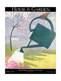 House &amp; Garden Cover - July 1925
