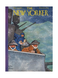 The New Yorker Cover - December 26  1942