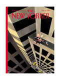 The New Yorker Cover - February 15  1999