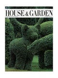 House &amp; Garden Cover - December 1983