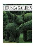 House & Garden Cover - December 1983