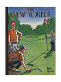 The New Yorker Cover - August 25  1956