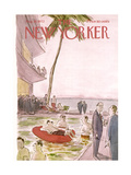 The New Yorker Cover - August 19  1972