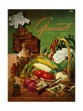 Gourmet Cover - September 1952