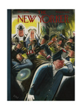 The New Yorker Cover - December 31  1955