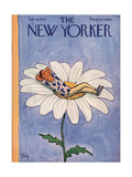 The New Yorker Cover - July 14  1962