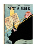 The New Yorker Cover - March 6  1937