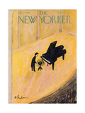 The New Yorker Cover - April 9  1949
