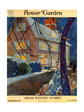 House &amp; Garden Cover - November 1917