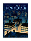 The New Yorker Cover - October 25  2010