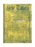 The New Yorker Cover - April 28  1951