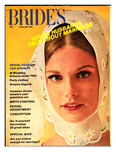 Brides Cover - April 1966