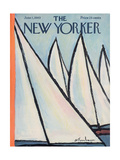 The New Yorker Cover - June 1  1963