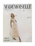 Mademoiselle Cover - November 1947