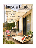 House & Garden Cover - June 1953