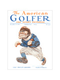 The American Golfer November 18  1922