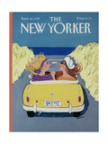 The New Yorker Cover - September 18  1989