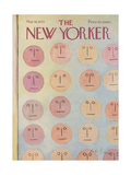 The New Yorker Cover - May 16  1970